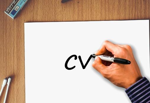 Titre à un CV