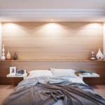 lit évoquant pensée travail au lit