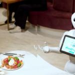 robots café