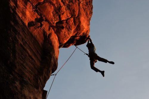 L'escalade est une mad skill