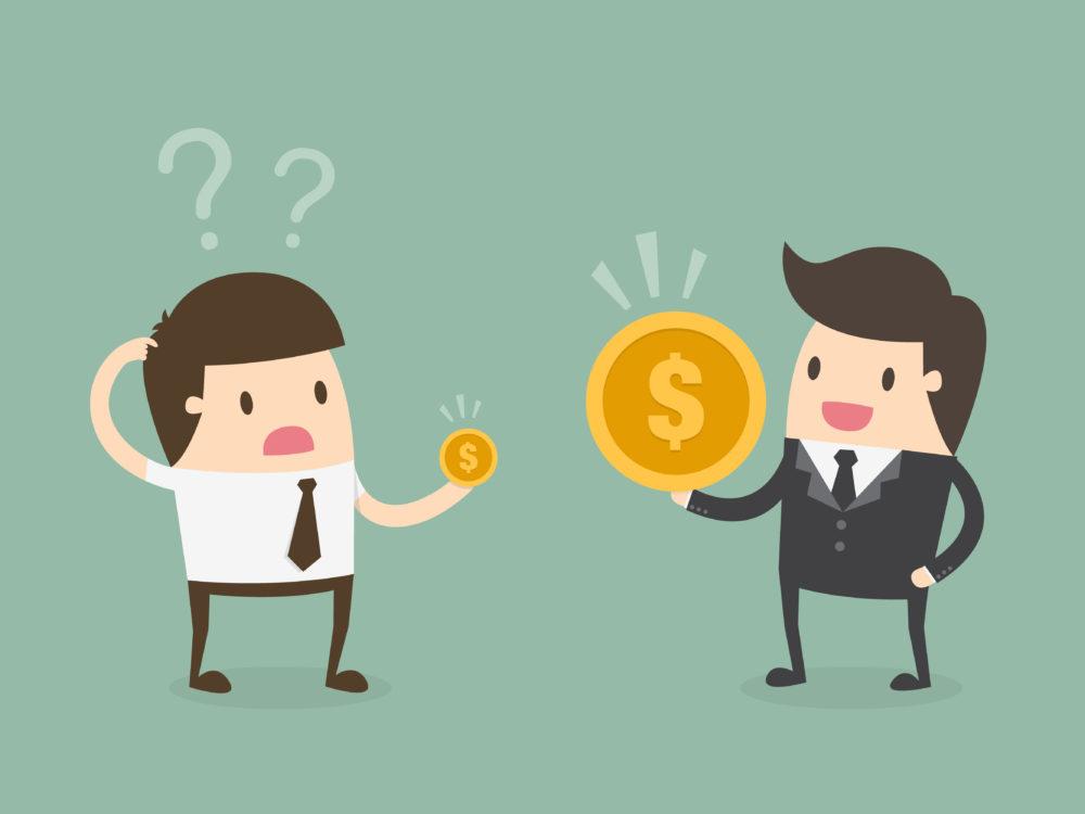La question difficile du salaire en entretien d'embauche, conseils